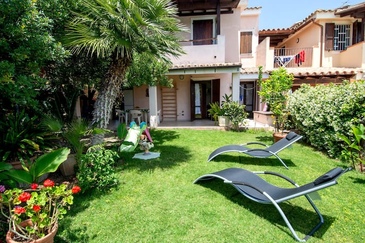 Villasimius few minutes away from the beach