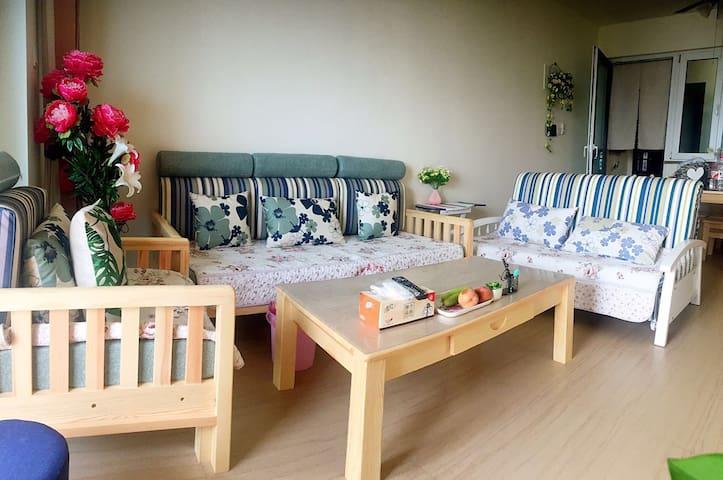 海阳碧桂园十里金滩—木子的三居室
