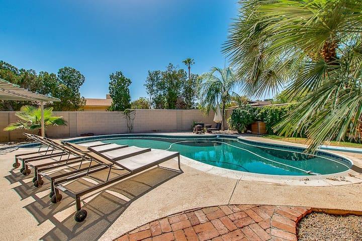 Backyard Oasis - Private Room #1 - Scottsdale - Ev