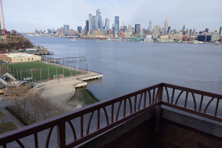Apartment with the best view of NYC!