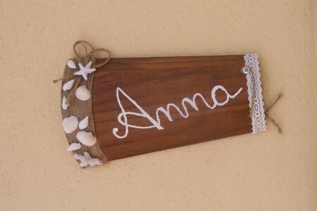 """Appartamento con terrazza """"Anna"""" - Castellabate"""