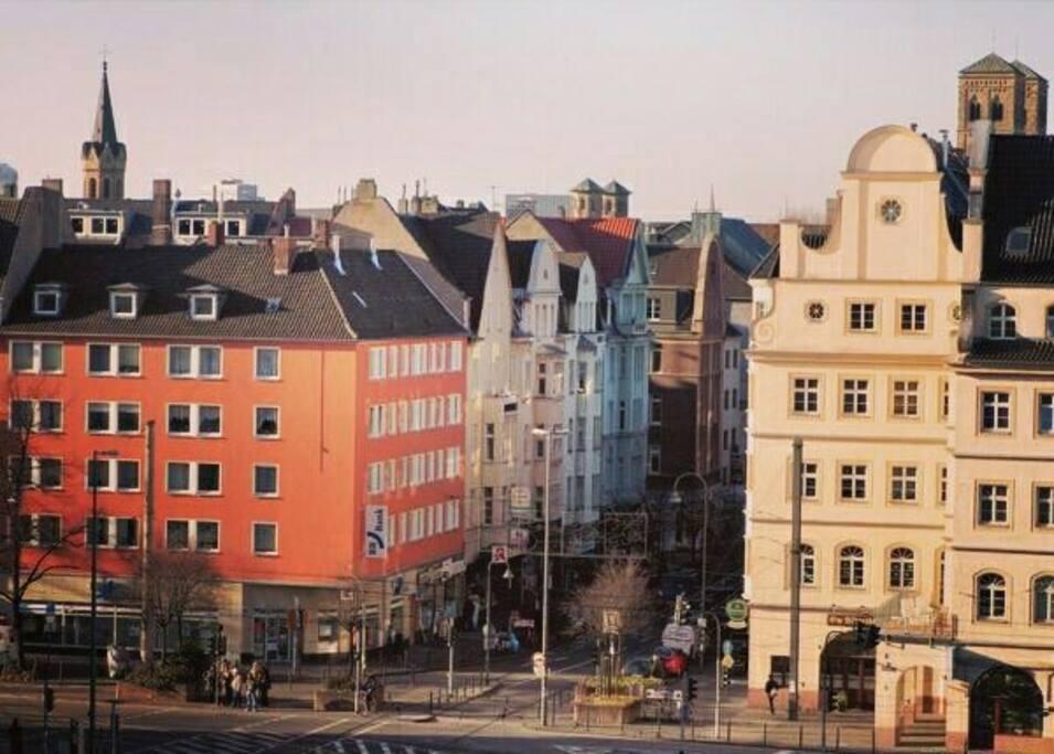 Köln Deutzer Freiheit