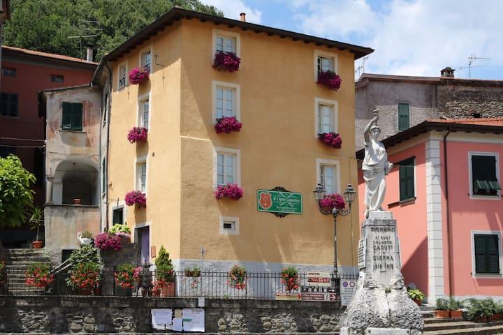 """Affittacamere """" Il Cigno Ligustico """" Orsa Maggiore"""