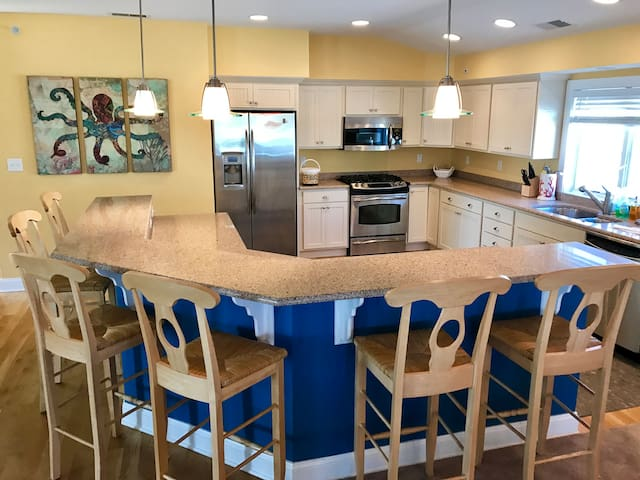 Fenwick Island house that sleeps 26 in beds!! - Fenwick Island - House