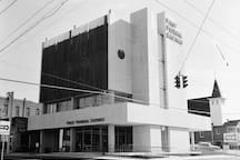 Historical picture of East Point Tower when it was the new First Federal Savings in 1961!