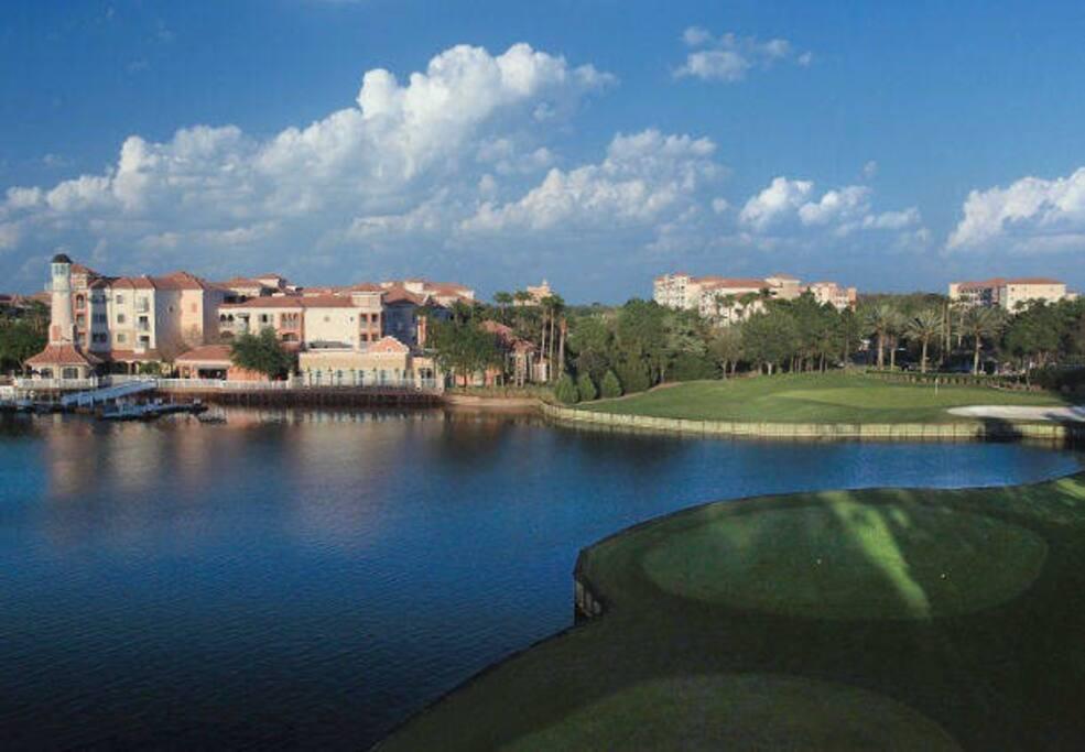 Marriott Orlando Seaworld Villa