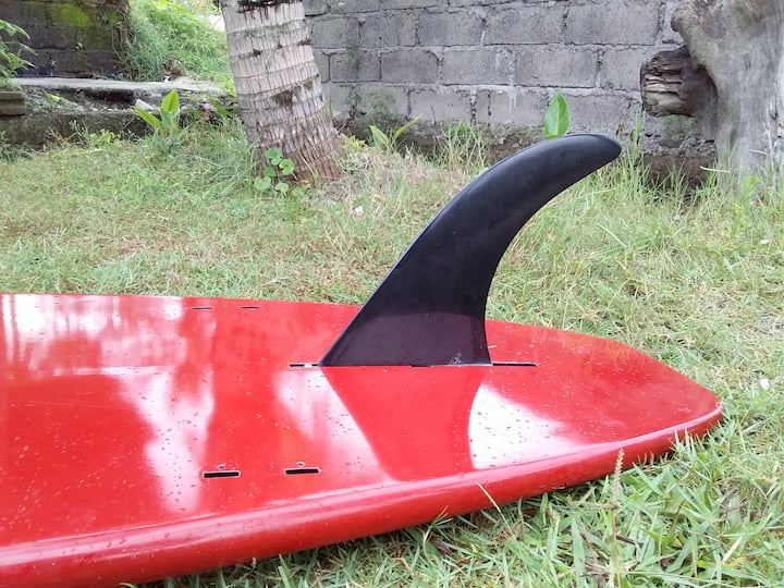 Beginner surf board