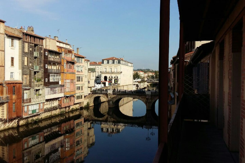 Magnifique vue sur la vieille ville