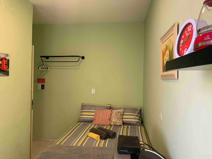 Double Room (Airport GRU - Subway Station)