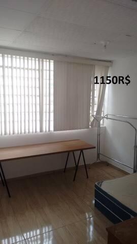 Lindo quarto mobiliado em Vila Mariana