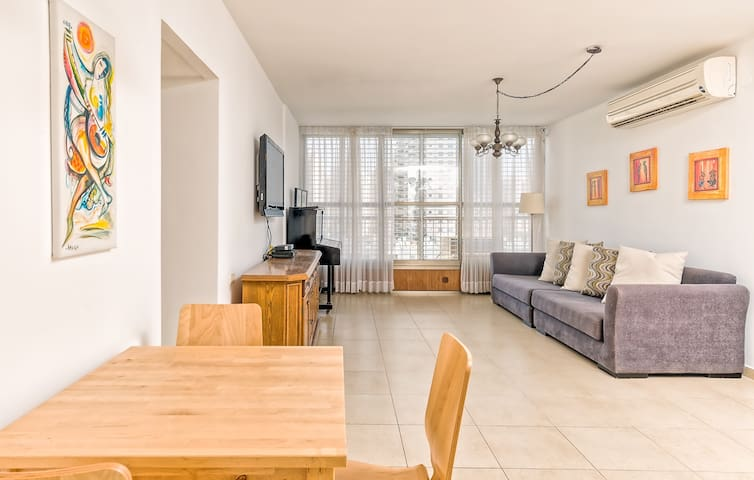 90m beautiful large 3bedrooms  petach tekva - Petah Tikva - Apartment