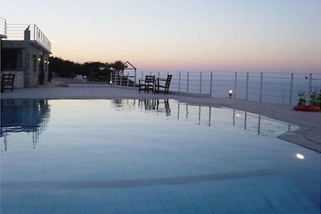 Apartments | Swimming pool & View - Agia Pelagia