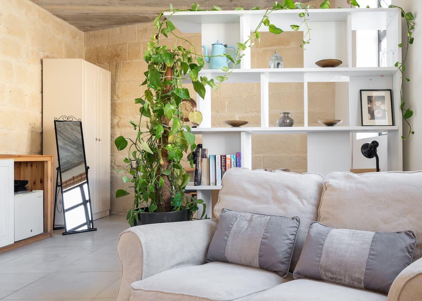 Modern Cozy Tiny Home Set In Gozo's Oldest Village