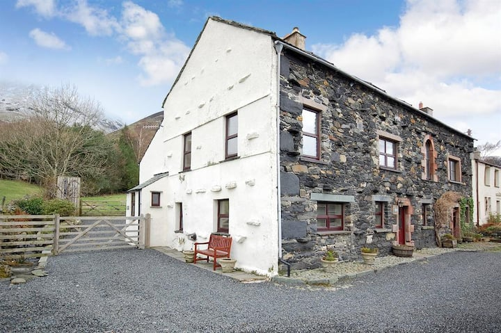 Converted Stone Built Lakeland Byre Threlkeld