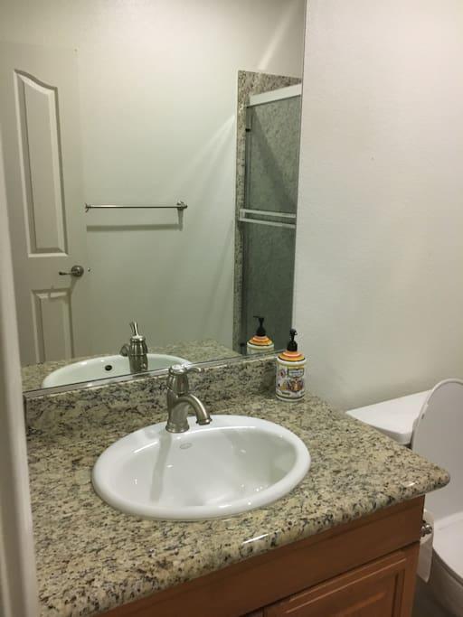 private single basin