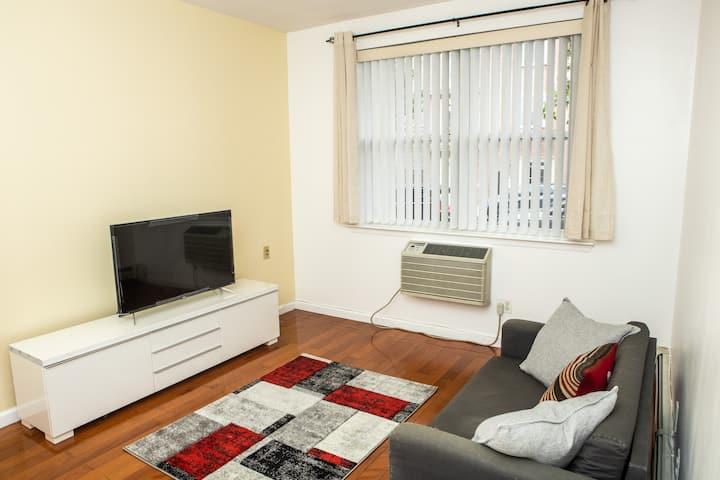 Cozy 1 Bedroom Apartment in the heart of Astoria