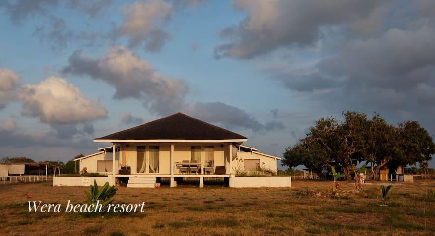Wera Beach Villa Manga
