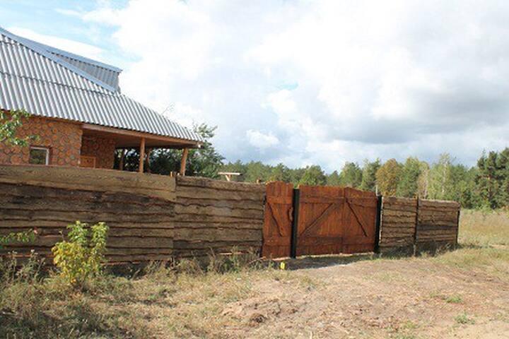 Агроусадьба в д.Ситня - Kalinkavichy - House