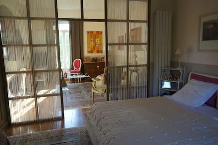 Très beau Studio/2 pièces 45 m2 avec accès piscine - Saussan - Casa