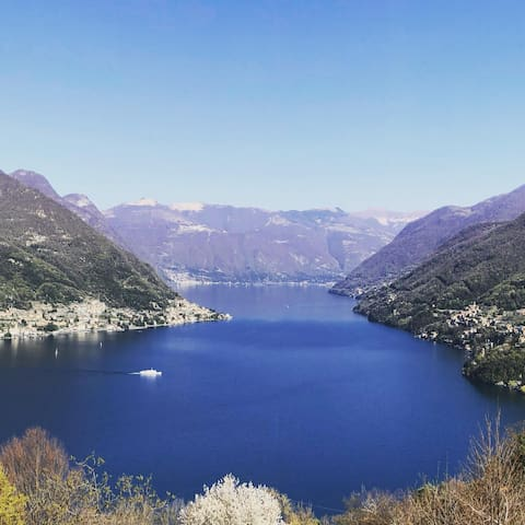 Ca' Bossa Holiday Home Lake of Como