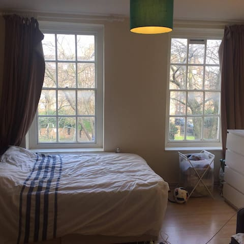 Double room Edgware Road - 15 mins > Oxford Circus - London - Hus