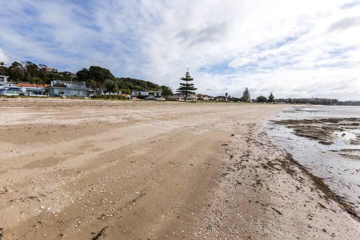 Beachside Escape | 1 Bed Guest Suite | Parking