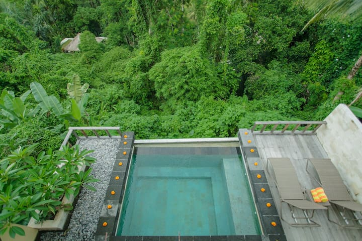 Private Pool Villa2 @ Sayan Terrace - Ubud