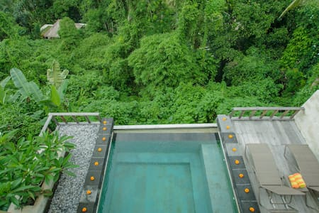 Private Pool Villa2 @ Sayan Terrace
