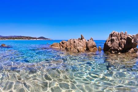 Small Villa on the Sardinian coast - Golfo Aranci - Talo