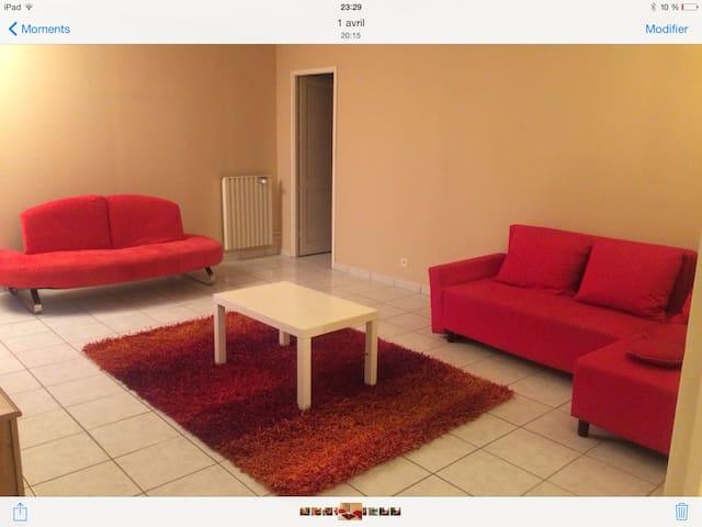 Logement au porte d'Aix en Provence - Venelles - Appartement