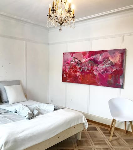 Historic* modern * central * Apartment