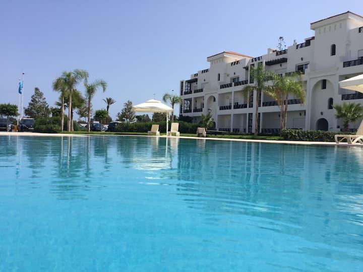Appartement Résidence Riad Saidia