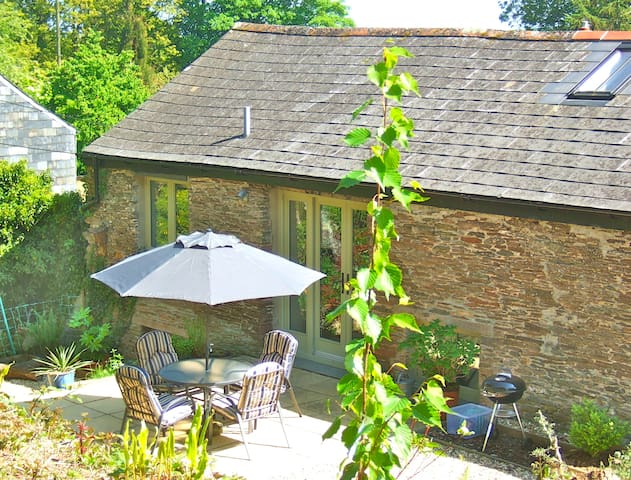 Fabulous converted barn on a farm by the sea - Kingsbridge