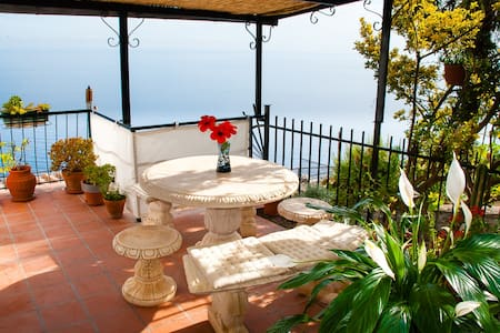 Fabulous sea views over the Riviera - Grimaldi di Ventimiglia - 公寓