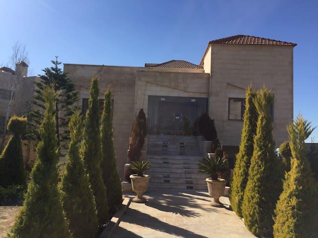 villa  italia -amman