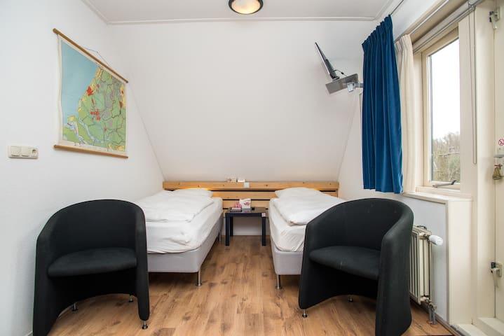 BnB het Klippennest Room 2 - Krimpen aan de Lek - Bed & Breakfast