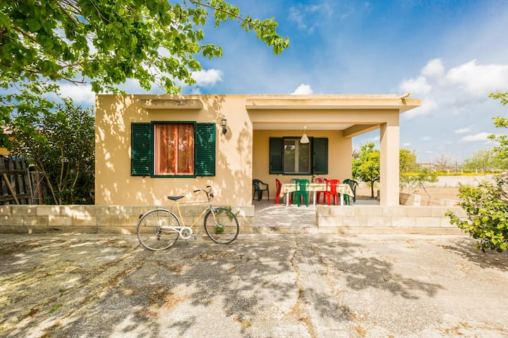 Holiday house in sicily
