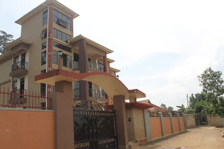 Secure Namanve 3 Bedroom Apartment units