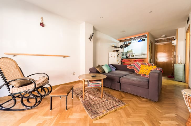 Airbnb Madrid Vacation Rentals Places To Stay