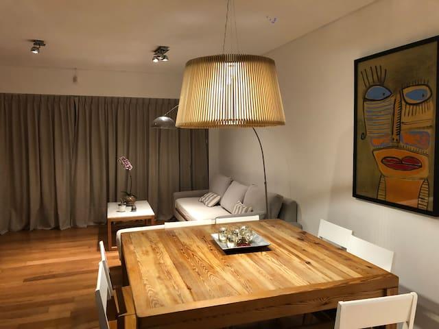 Luxury Juncal Apartment/Amenities/Garage
