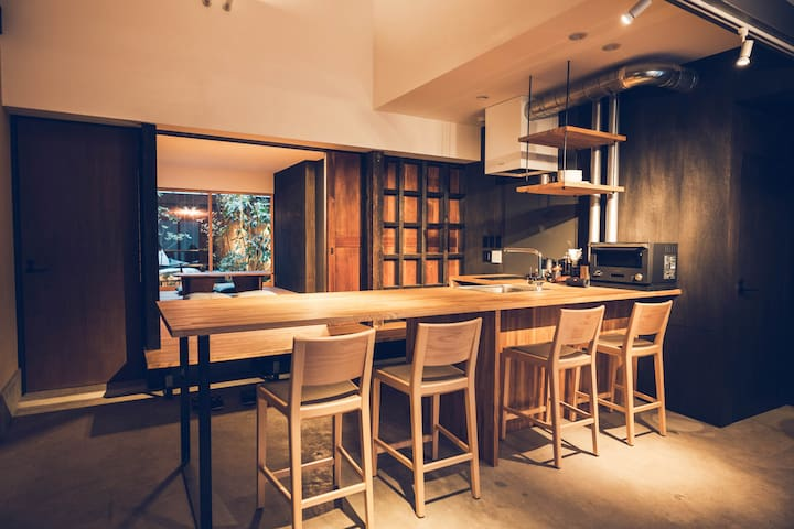 Ieno House - Renovated Machiya