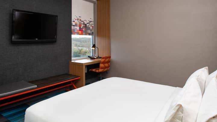 ✨One Bedroom King Room