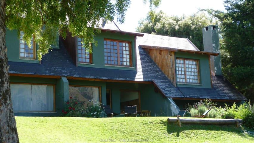 Casa Arelauquen Golf & Country Club - San Carlos de Bariloche - House