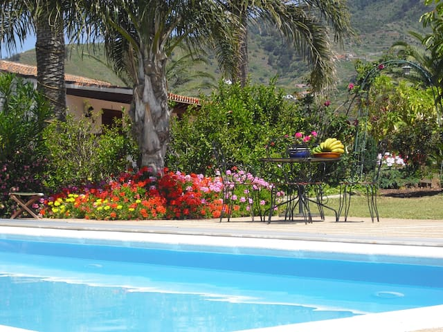 Country House in Tegueste 2 km from the beach
