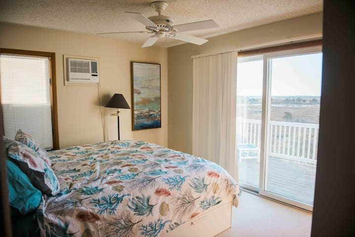 Amazing views from Pet Friendly Southend Condo - Ocean City - Huis
