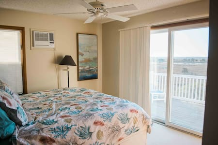 Amazing views from Pet Friendly Southend Condo - Ocean City - Talo