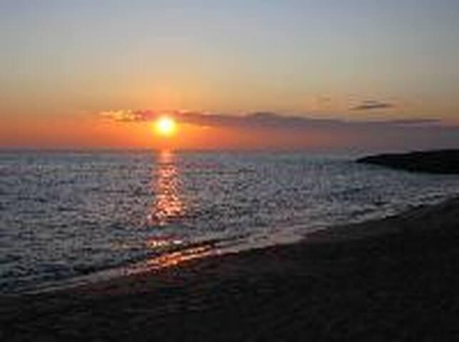 Villino 10 PL  20 m.dalla spiaggia - Porto Cesareo - House