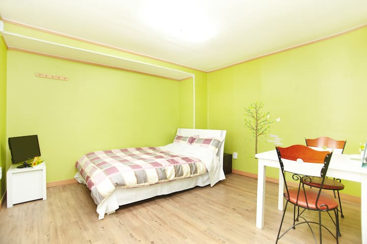 CozyPlace in Itaewon @ 202 / Room 1 - Seul - Casa