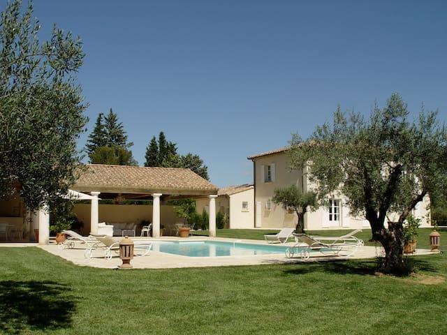 Bastide d'Andréa house for 12