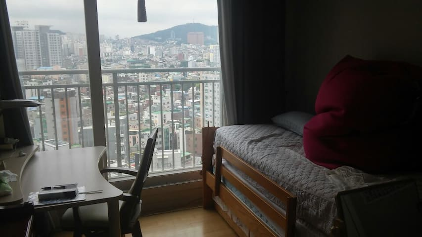 A room for 1 or 2 persons in downtown Seoul - Seongdong-gu